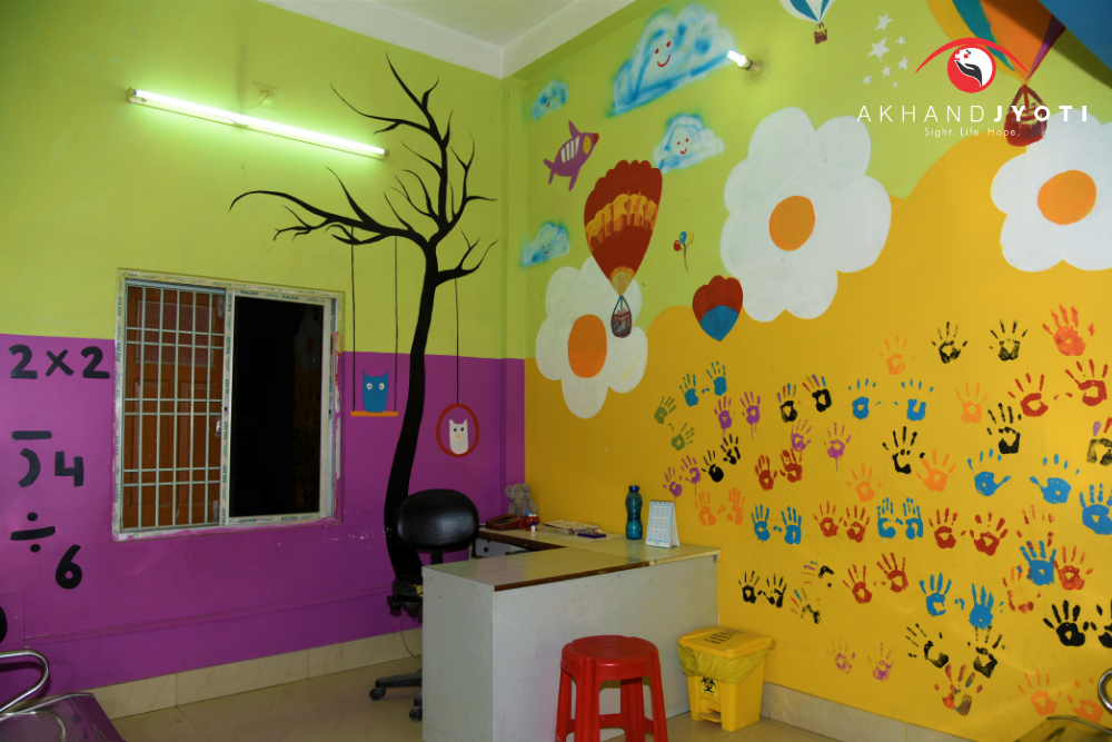 eye clinic for child