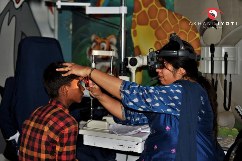 eye doctor bihar